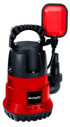 Einhell GH-SP 2768 Bomba Sumergible Aguas, cierre mecánico, conexión universal, 270 W, 230 V (ref. 4170442): Amazon.es: Bricolaje y herramientas