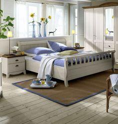 Perfect Schlafzimmer Veneto Plus Im romantischen Landhausstil gehalten verzaubert u
