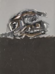 'Imaginario Retrato de Goya' Antonio Saura, 1966 © ADAGP, París y DACS, Londres 2015