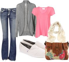 """""""comfy cute outfit"""" by lydian on Polyvore"""