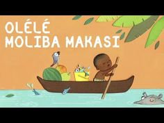 Olélé Moliba Makasi - Berceuse Africaine avec paroles - YouTube