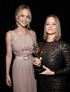 Jodie Foster 2016 AMD British Academy Britannia Awards