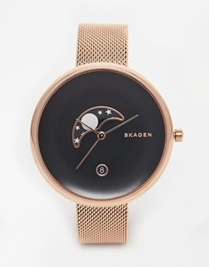 Skagen - Gitte SKW2371 - Montre - Or rose