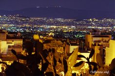Athens by night/Greece
