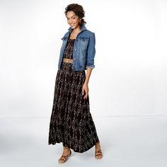 f4c6f32b0df9c mark. By Avon Nomad Denim Jacket. Avon FashionTrendy FashionPlus Size ...