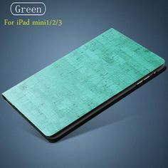Zoyu Leather Case Fold Stand Magnetic Flip Tablets Cover For iPad Mini 123 case for ipad mini smart case