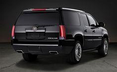 2012 Cadillac Escalade ESV w/ Duel exhast