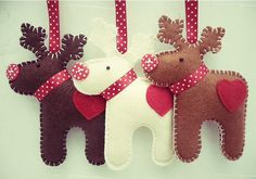 Xmas craft idea - love these but they might be beyond me!