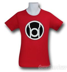 Green Lantern Red Lantern T-Shirt