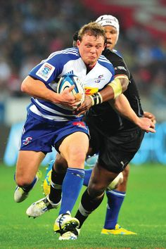 Die ou speel sy hart uit - elke game. Rugby League, Rugby Players, South African Rugby, Australian Football, Soccer, Passion, Running, Game, Sports