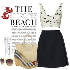 The St Tropez Beach   Women's Outfit   ASOS Fashion Finder