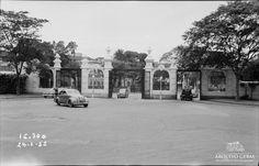 """1952- Navegação por local """"Quinta da Boa Vista (Rio de Janeiro, RJ)"""""""