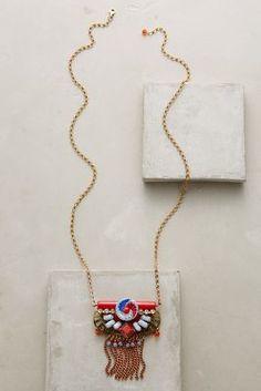 Joli Jewelry Buteo Pendant #anthrofave