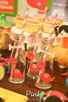 Ideia para festa de aniversário para meninas no tema DINOSSAURO! | #daJuuh