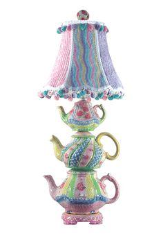 teapot lamps - Google Search