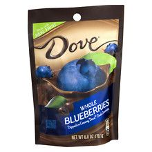 DoveDark Chocolate Covered  Whole Blueberry Stand Up Pouch at Walgreens. Get free shipping at $25 and view promotions and reviews for DoveDark Chocolate Covered  Whole Blueberry Stand Up Pouch  #Bellavoxbox