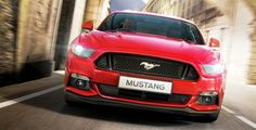 Forward-leaning, hard-charging, free-breathing and incredibly streamlined. Introducing a bold new interpretation of America's legendary pony car. The Ford Mustang hits the road running with a sleek, agile body designed for performance. New Ford Mustang, Muscle Shoals, Used Ford, Pony Car, Car Car, Lincoln, Safe Drive, Road Running, Success