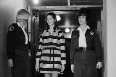 After the verdict of Charles Manson's trial, the Leslie Van Houten, Susan Atkins…