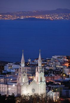 North Beach ~ San Francisco, California
