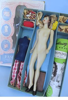 15 inch Latexture Fashiondol mannequin in original box
