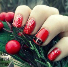 Christmas nails | Christmas nail art design