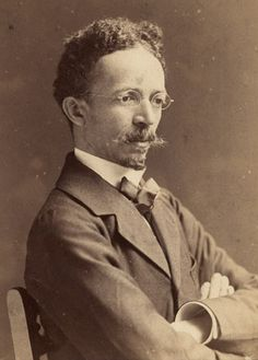 Henry Ossawa Tanner (1859-1937) was an African-American artist. He was the first African-American painter to gain international acclaim. He moved to Paris in 1891 to study, and decided to stay there, being readily accepted in French artistic circles.