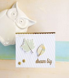 Crate paper acorn avenue card