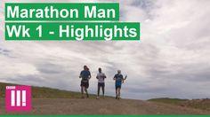 Eddie Izzard Marathon Man | WEEK ONE HIGHLIGHTS