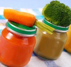 Dicas para congelar papinha e mantê-la saborosa e nutritiva | Macetes de Mãe