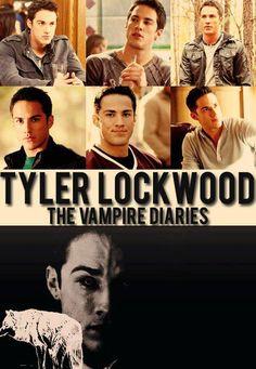 #TVD - Tyler Lockwood