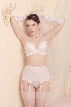 stockings Bride lingerie