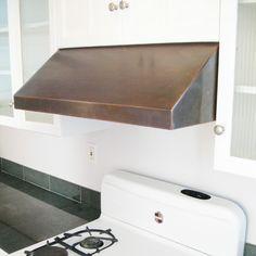 Copperworks Vegas 30 300 Cfm Under Cabinet Range Hood Reviews Wayfair