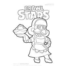 Brawl Stars Archives - Color for fun Star Coloring Pages, Profile Wallpaper, Character Art, Marvel, Fan Art, Drawings, Cute, Fictional Characters, Wall Papers