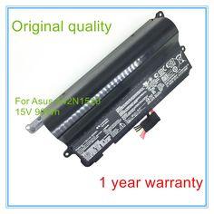 Original laptop batteries for 4ICR19 / 66-2,GFX72VL6700,ROG GFX72,A42N1520,ROG VY6820,A42NI520,G752VY,15V,8 cell #Affiliate