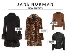 Jane Norman Coats AW15