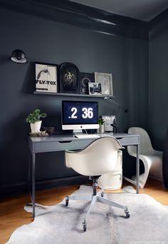 Rearranging, hanging andredecorating - desire to inspire - desiretoinspire.net