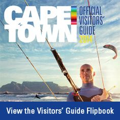 Welcome to Cape Town! Enjoy your stay. www.capetown.travel