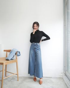 Japan trip kevin and Vy Korean Fashion Trends, Korean Street Fashion, Asian Fashion, Look Fashion, Daily Fashion, Autumn Fashion, Fashion Outfits, Cute Casual Outfits, Casual Wear