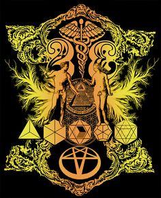 With Sacred Geometry