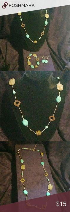 Promenade Necklace Premier Design Necklace- adjustable length ( has matching earrings and bracelet) Premier Designs Jewelry Necklaces