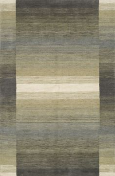RugStudio presents Bashian Contempo Alm152 Multi Hand-Tufted, Good Quality Area Rug - $239 for 5x8