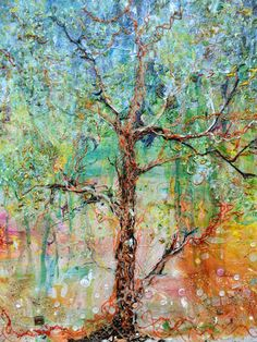 Check out 'Genome - Tree of Life 6' by Regina Valluzzi on TurningArt