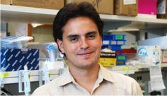 Tres científicos puertorriqueños son premiados. Dr. Daniel Colón Ramos