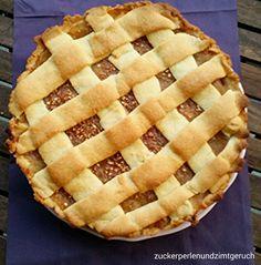 Zuckerperlen und Zimtgeruch: Apple Pie