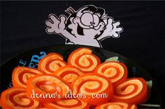 Garfield party food by denna's ideas