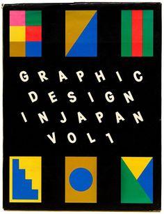 Ikko Tanaka, Graphic Design in Japan, Vol. Book Cover Design, Book Design, Design Art, Print Design, Graphic Design Posters, Graphic Design Typography, Graphic Design Inspiration, Graphic Designers, Ikko Tanaka