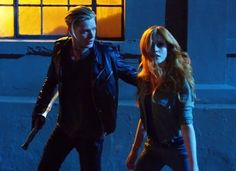 Shadowhunters, Jan. 12 (9 p.m. on Freeform) | Here Are All The TV Shows And Movies You'll Be Obsessed With In 2016 I love the book series (didn't hate the movie, but didn't love it either) and am excited to check this out