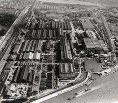 Het Werkspoorkwartier in 1964