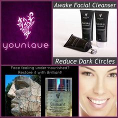 You'll only have once face - take care of it!  Click to order  www.youniqueproducts.com/tracycoffman