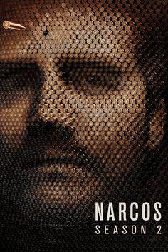 Narcos (2 Sep. 2016) Season 2, 10 Episodes | TV-MA | 49min | Biography, Crime, Drama | Netflix | ナルコス シーズン2 全10話